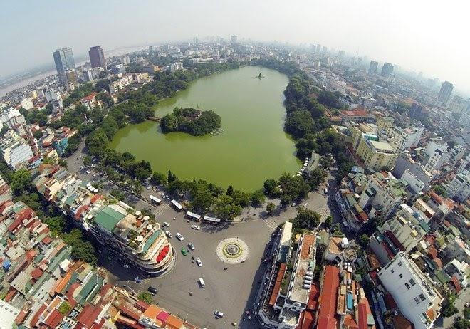Có nên chọn mua nhà mặt hồ?
