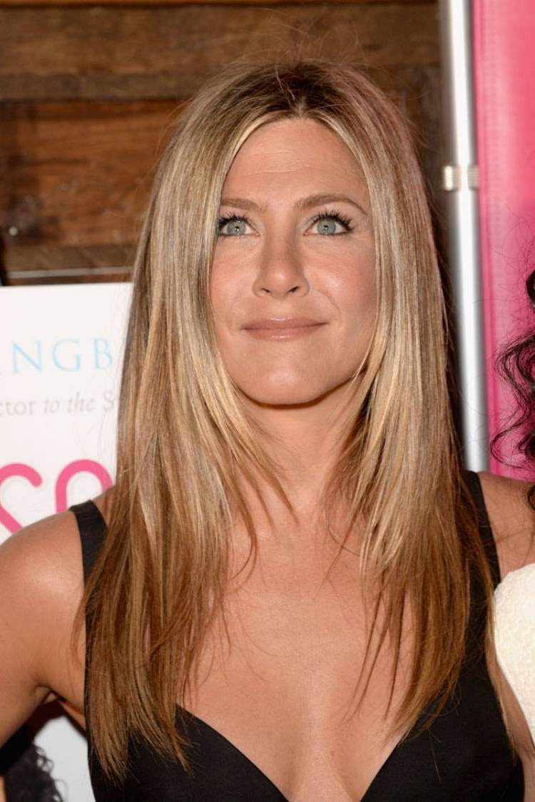 Die Schã¶nsten Frisuren Zum Selbermachen   Jennifer Aniston Frisur