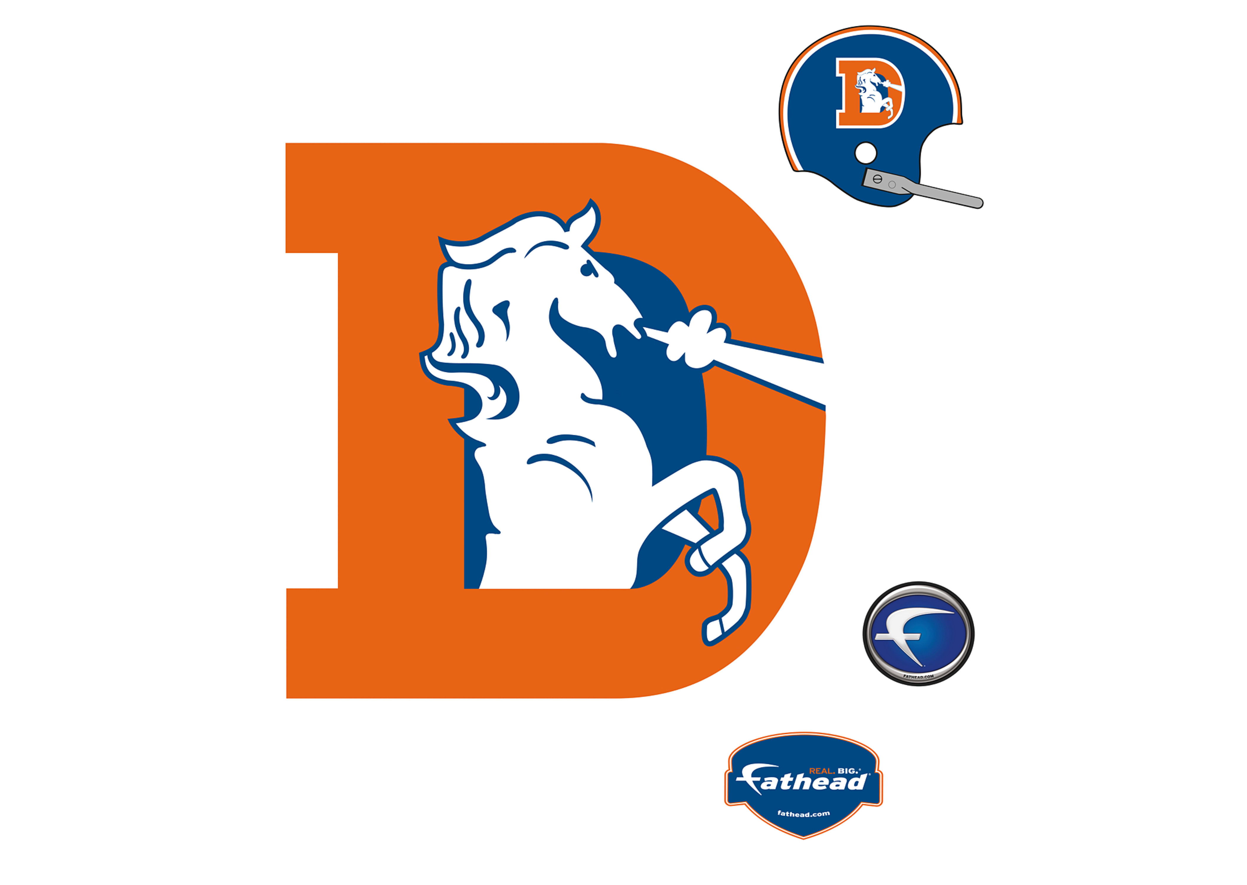 Denver Broncos Clipart At Getdrawingscom Free For Personal Use