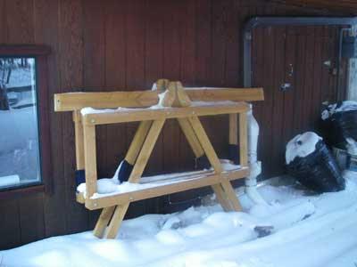 Homemade Racks For Kayaks | DIY Woodworking Plans