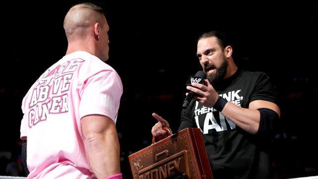 WWE RAW 28/10/2013: Wyniki