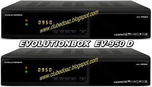 EVOLUTIONBOX EV-950D