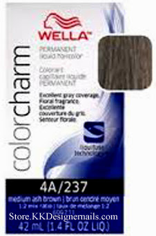 Wella Color Charm 4A\/237 Medium Ash Brown