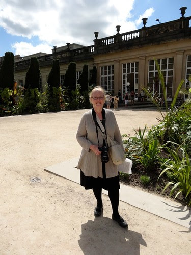 Me at Chatsworth!