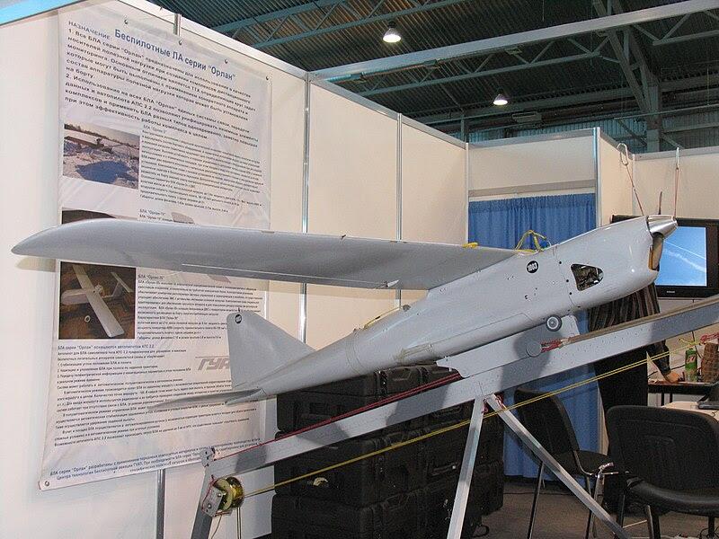 Файл:UAV Orlan-10.JPG