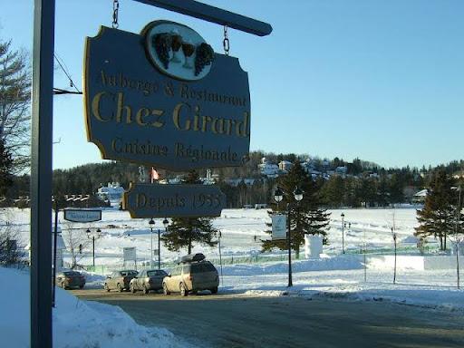 Hôtel de luxe Restaurant & Auberge Chez Girard à Sainte-Agathe-des-Monts (QC) | CanaGuide
