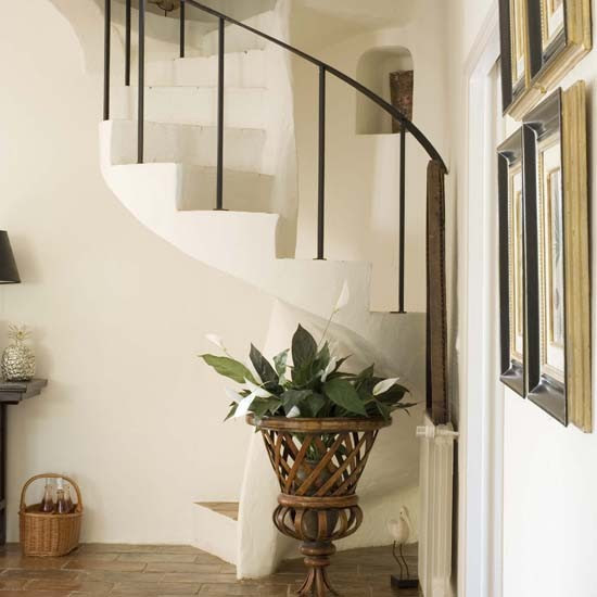 Hallway | French country home | country home | House tour | PHOTO GALLERY | 25 Beautiful Homes | Housetohome