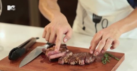 Mr Cook S01E07 - Steak áp chảo