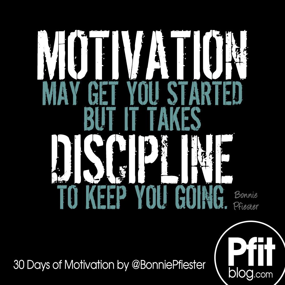 Discipline Motivational Quotes. QuotesGram