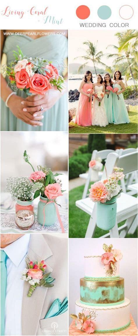 Pantone?s 2019 Wedding Color: Living Coral Wedding Color