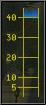range bar screenshot showing target at more than 40 yards