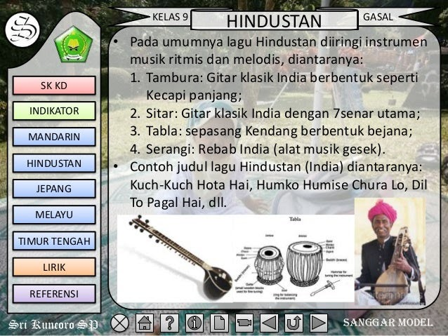 Shusha Damanis Contoh Alat Musik Gesek
