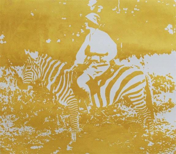 Osa Johnson - Vintage Gold