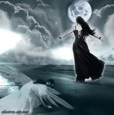 Quando a alma transcende...