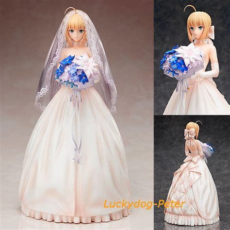 Fate/Stay Night Action Figure Saber 10th Anniversary