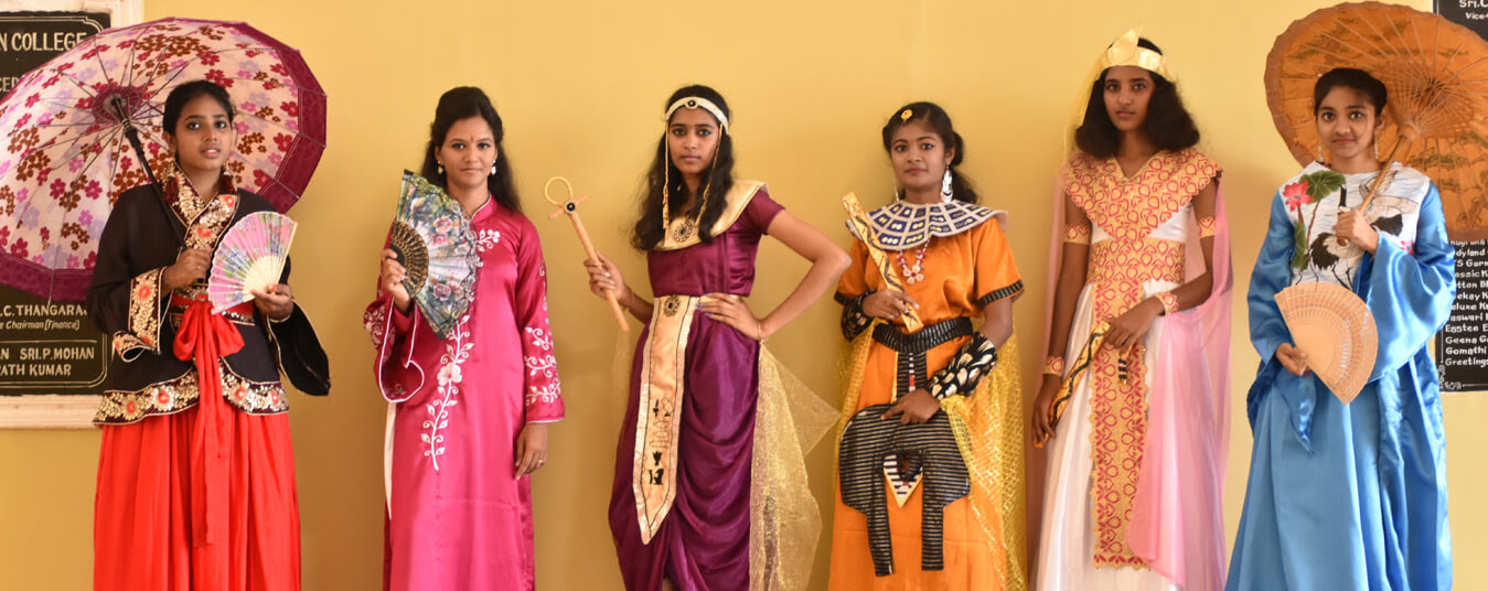 Fashion All The Time Masters In Fashion Designing Nift
