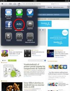 Cómo crear accesos directo a tus webs favoritas en iOS, paso 3