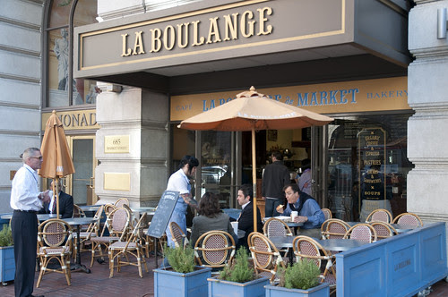 La Boulange, San Francisco