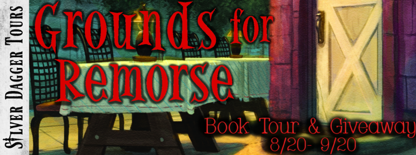 Grounds For Remorse Book Tour + Amazon Giveaway