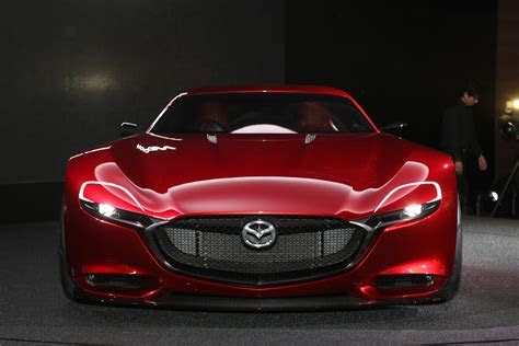 Mazda RX Vision: And Now the Bad News   Motor Trend