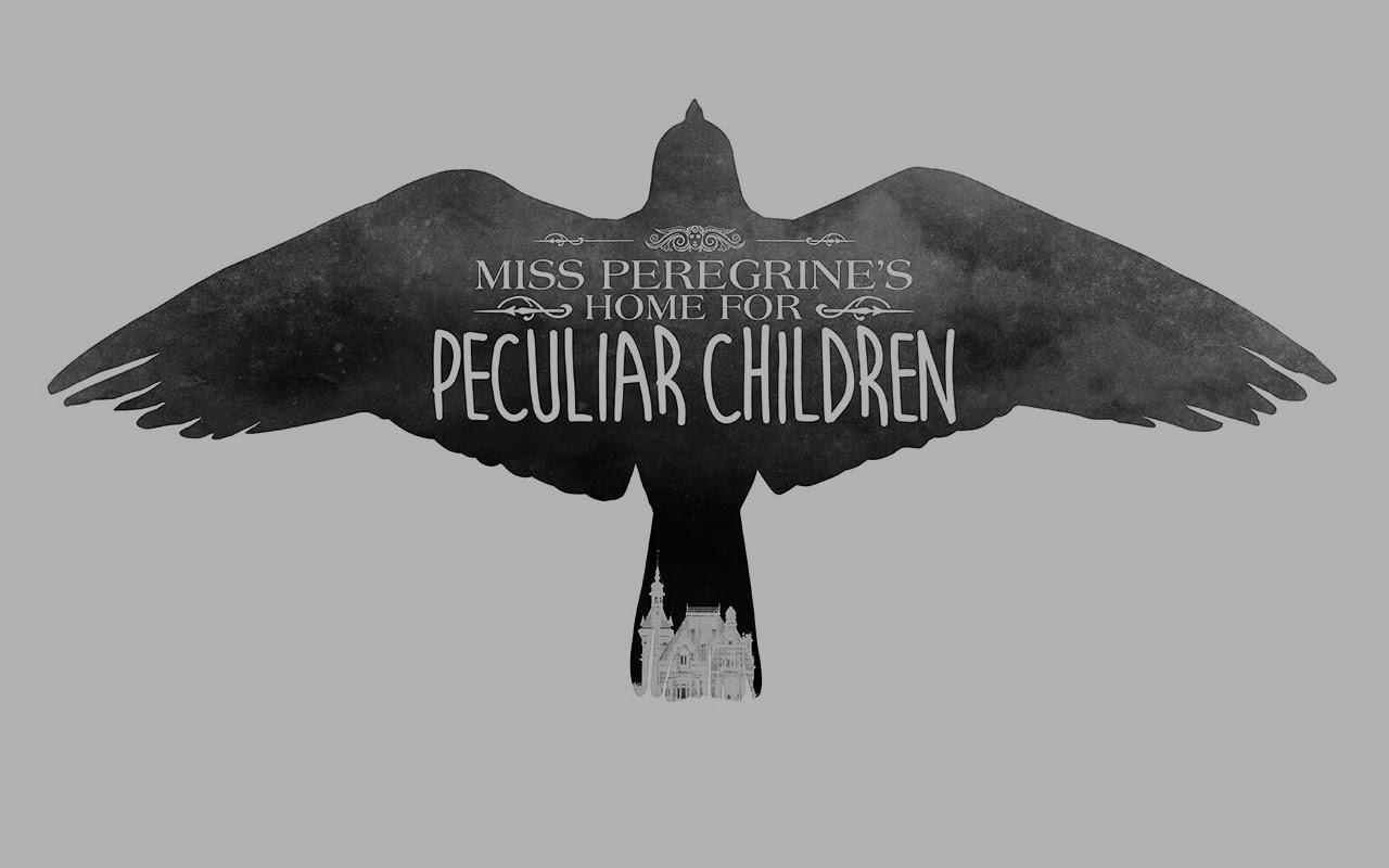Miss Peregrine S Home For Peculiar Children Movie Logo Wallpaper