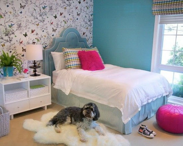 40+ Beautiful Teenage Girls Bedroom Designs  For Creative Juice