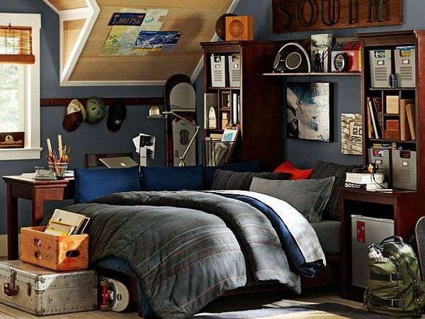 Teenage Boys Rooms Inspiration: 29 Brilliant Ideas