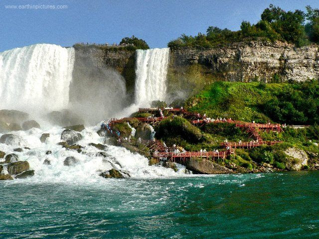 Cave of the Winds tour Niagara Falls | Water in NY | Pinterest