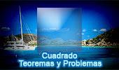 Cuadrado, Teoremas y Problemas, Geometria Plana.