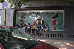 Kids Love To Hang Out at Bandra Hill Road.. by firoze shakir photographerno1
