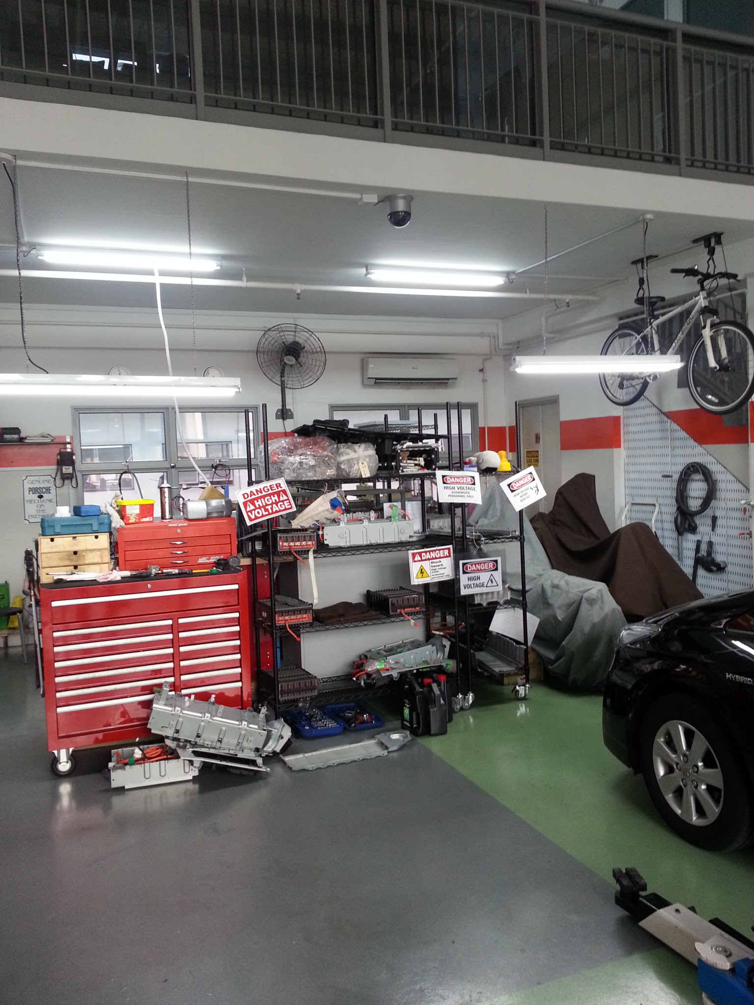 Singapore First Hybrid Car Repair Workshop Singapore Car Owner