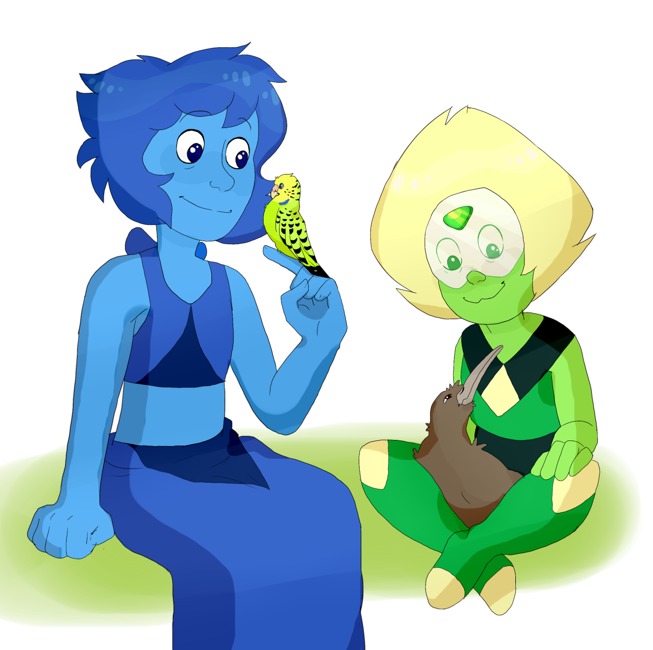 Lapidot week day 1: Learning About Earth Together