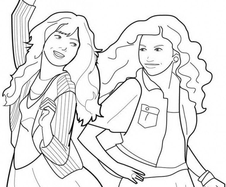 Kc Undercover Coloring Pages - Coloring Pages Kids 2019