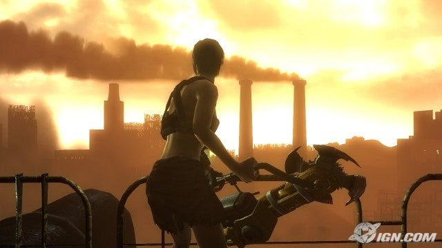 Fallout 3 -- The Pitt Screenshot