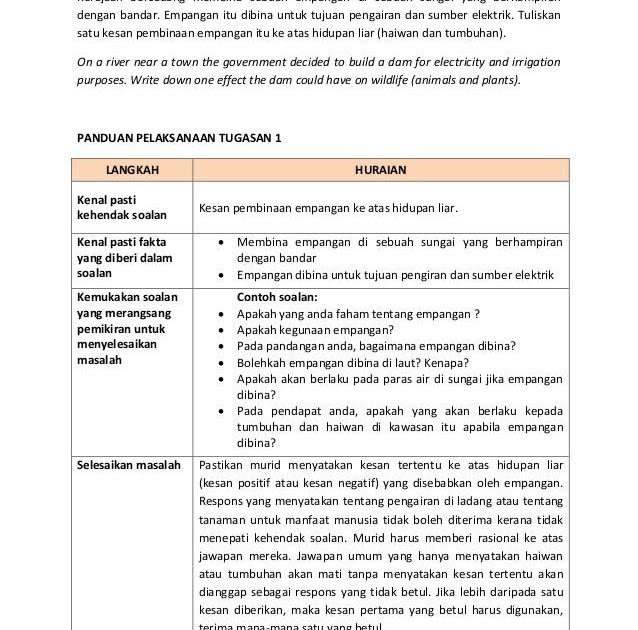Contoh Soalan Kbat Kesedaran Pembinaan Negara Dan Bangsa Selangor S