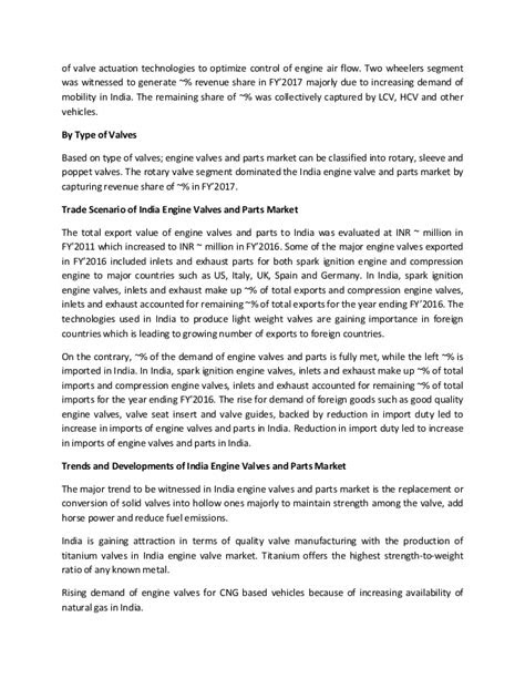 Tappet Engine Valve Component, India Engine Valve