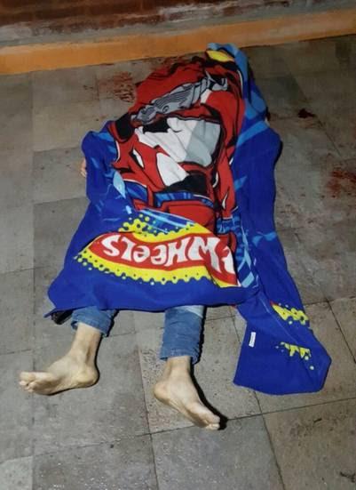 Un chico de 13 años mató a uno de los 6 delincuentes que ingresaron a robar en la casa de un familiar, en la localidad bonaerrense de Francisco Alvarez. (TELAM)