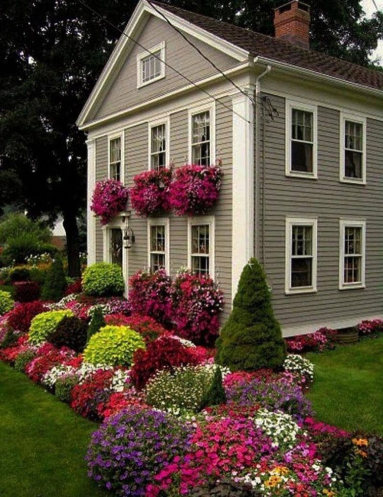 30 Popular Modern Front Yard Landscaping Ideas   Vacuum ...