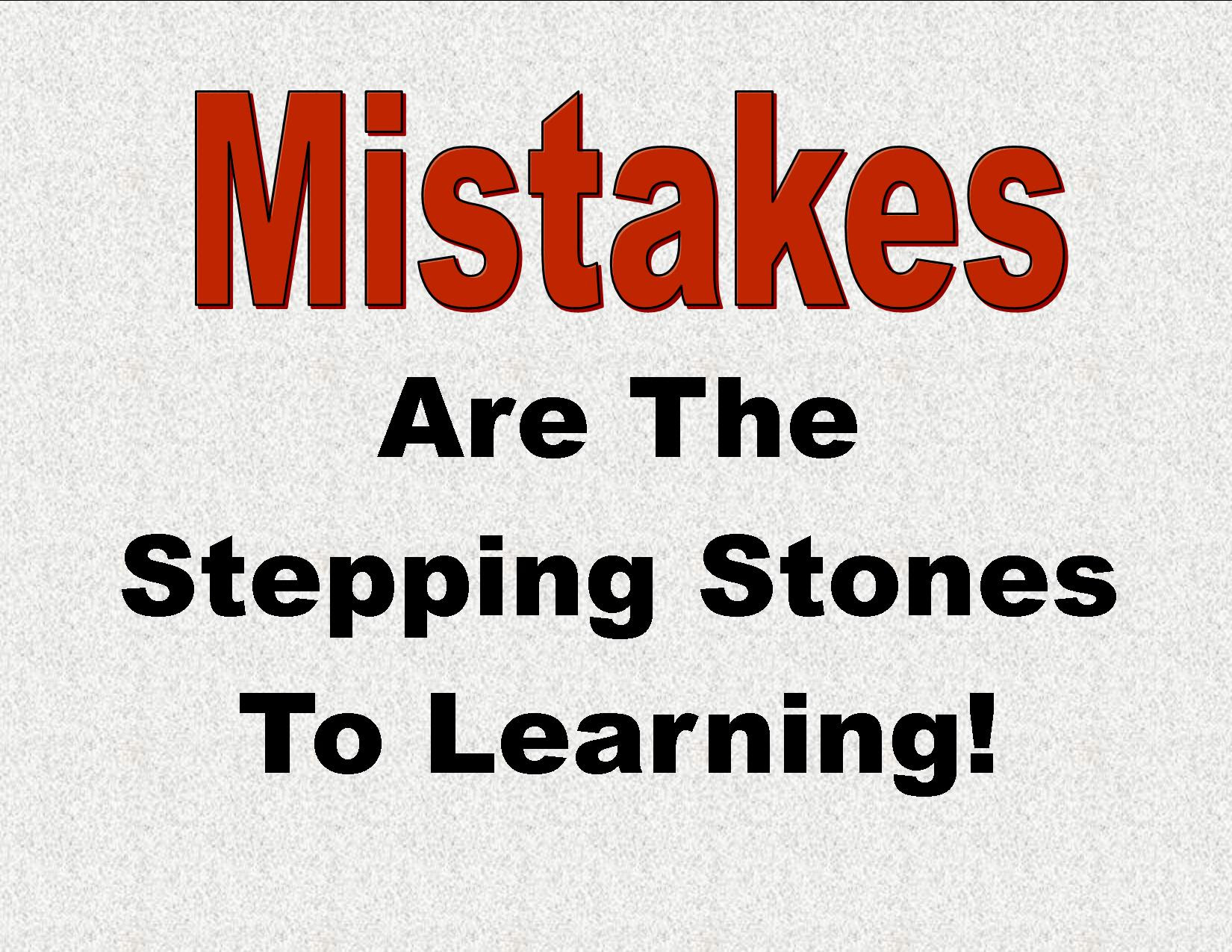 Quotes About Correct Your Mistakes 29 Quotes