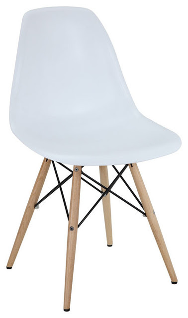 Truss Side Chair - modern - dining chairs and benches - austin ...