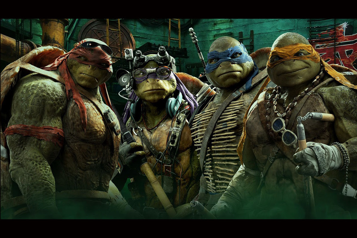 Las Tortugas Ninja 2 Fuera De Las Sombras Y En Toda Latinoamérica
