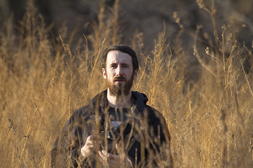 Andy In The Reeds