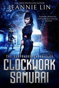 Clockwork Samurai by Jeannie Lin