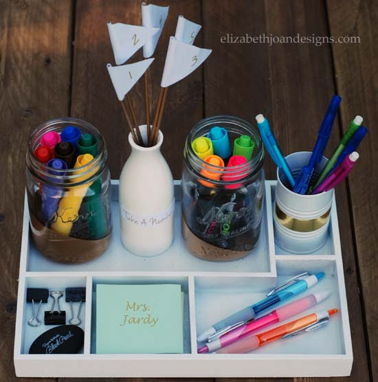 Desk Organization Tray
