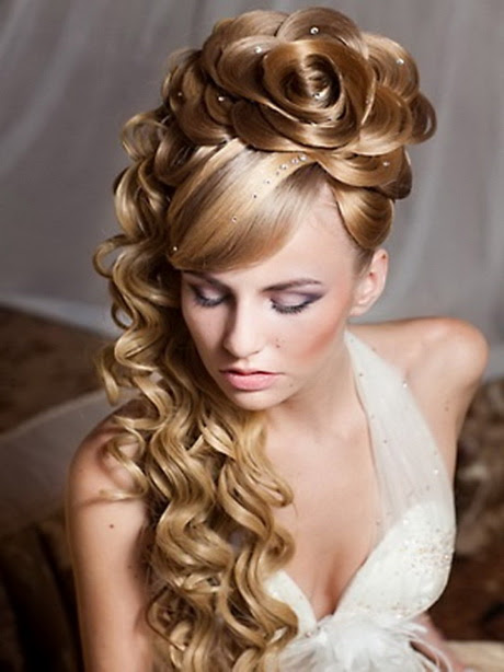Cute prom hairstyles for long hair 2015