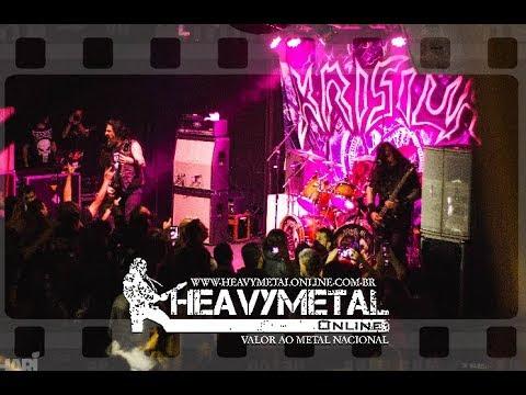 """VENEREAL SICKNESS & IN APOSTASIA fazem história no maior """"Fest"""" realizado pela Heavy Metal On Line, através de um Crowdfunding colaborativo"""
