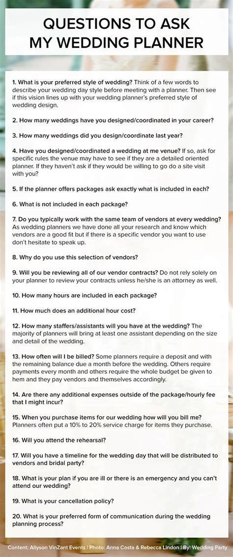 25  best ideas about Wedding Planners on Pinterest