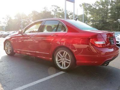 Buy used FACTORY CERTIFIED! 2013 Mercedes-Benz C250 Sport ...