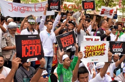 Demonstrasi gugat keamanan mula bimbangkan pelabur