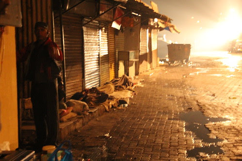 Bandra Bazar Road ..Dont Miss the Quintessential Garbage Dump by firoze shakir photographerno1